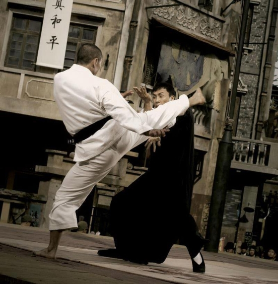 Ip Man kick